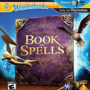 PS3: Wonderbook: Book of Spells (käytetty)