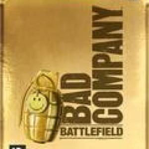 Xbox 360: Battlefield Bad Company GoldEd (käytetty)