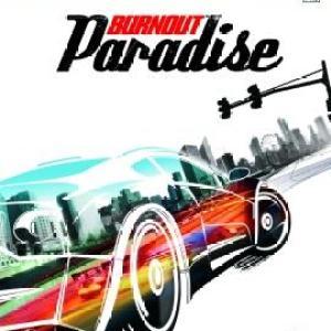 Xbox 360: Burnout Paradise (käytetty)