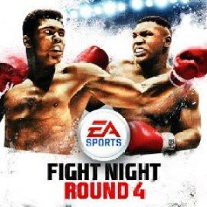 Xbox 360: Fight Night Round 4 (käytetty)