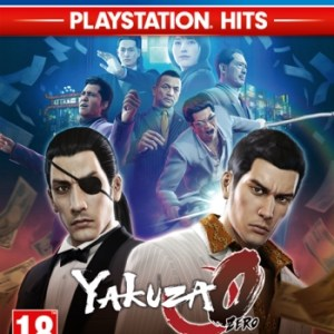 PS4: Yakuza Zero  (Playstation Hits)