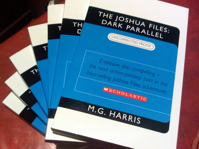 The Joshua Files - Dark Parallel proofs