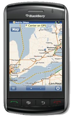 MGMaps - U.S. Map Screenshot