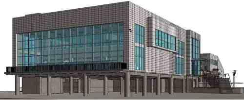 Caven Point Marine Terminal Design-Build