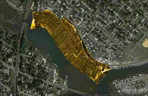 NJDOT Superstorm Sandy FEMA Debris Surveying and Engineering