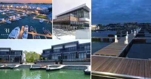 Friday Harbour Marina