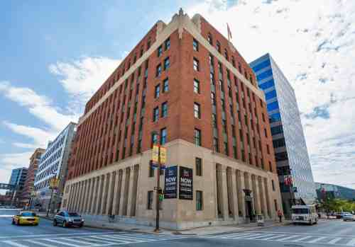 The Appraisers' Building - Adaptive Reuse