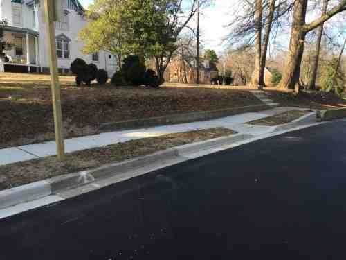 City of Laurel – On-Call Civil Engineering - Montgomery Street Improvements