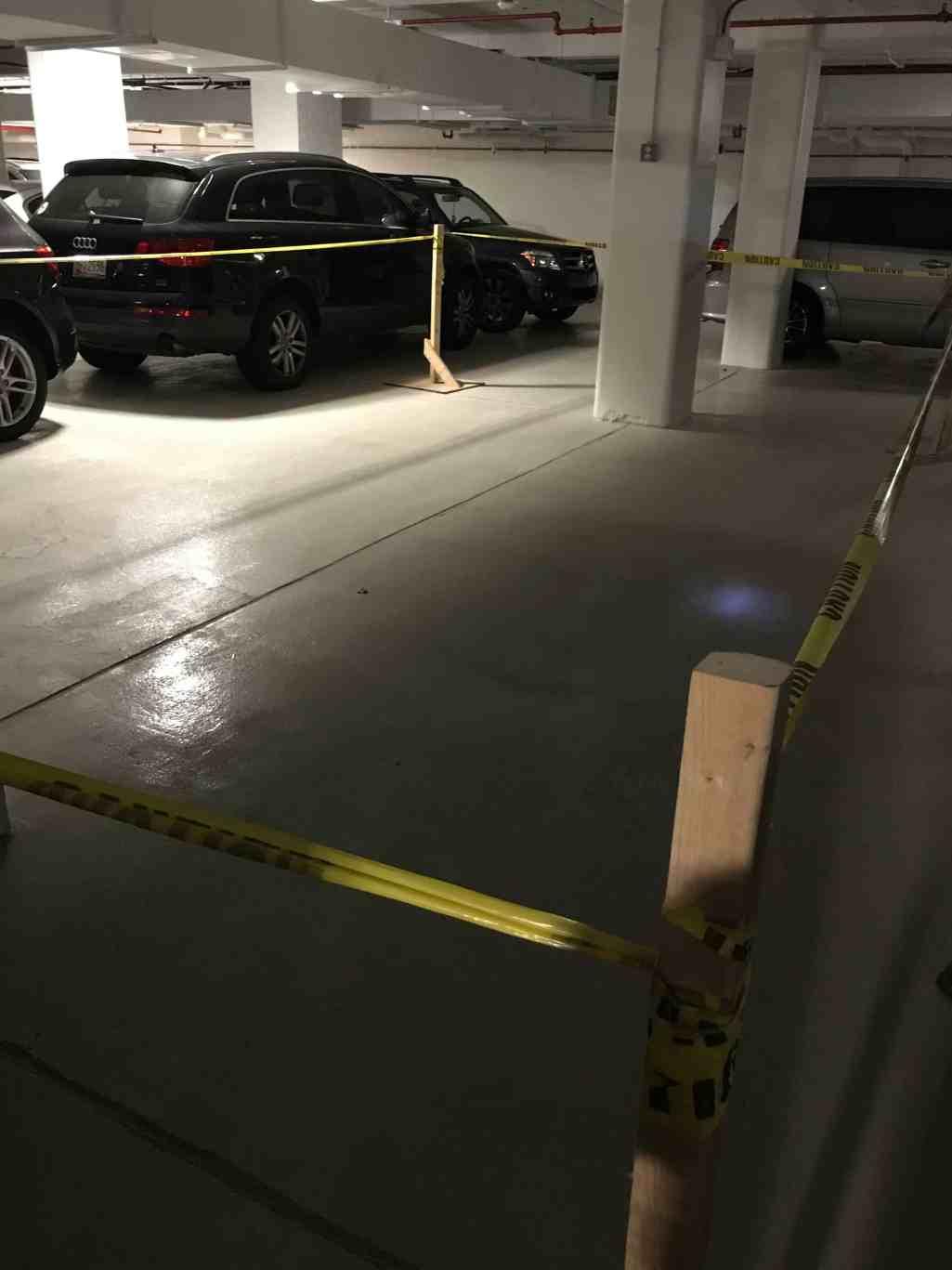 Lafayette Building – Parking Garage Repairs