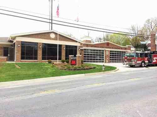 Laytonsville Volunteer Fire Station