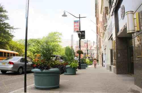 Newark Downtown Streetscape Capital Improvement Project - NJ Engineering
