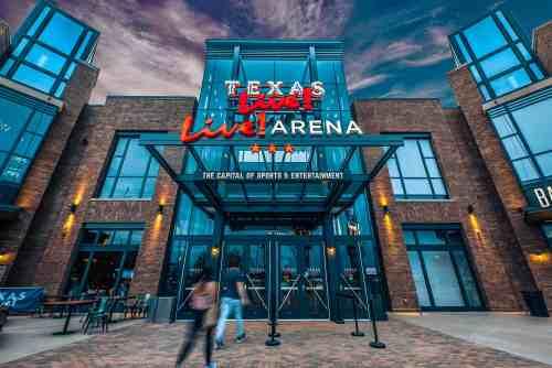 Texas Live! Entertainment Venue