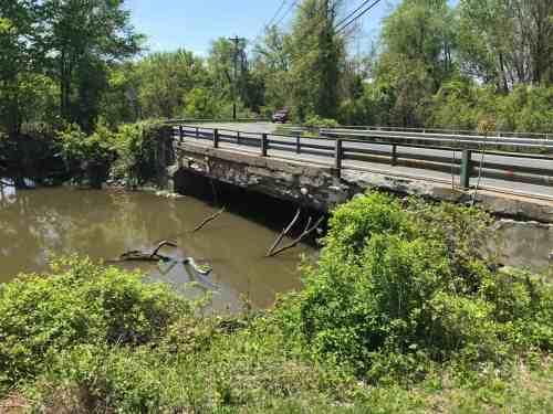 Grassy Point Road Bridge Replacement Public Review and Comment - Existing Bridge Condition