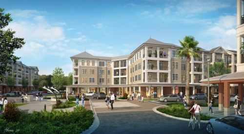 Mixed-Use Florida - Tioga Town Center