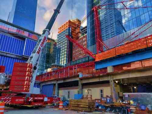 Two Manhatten West - Construction Engineering