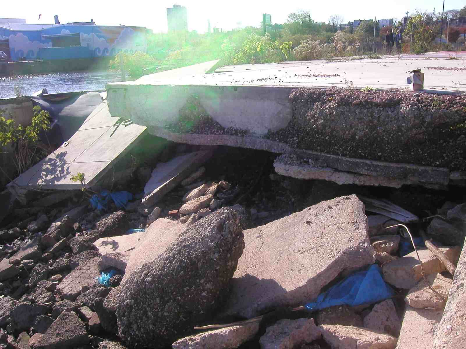 Pier 34 Collapse