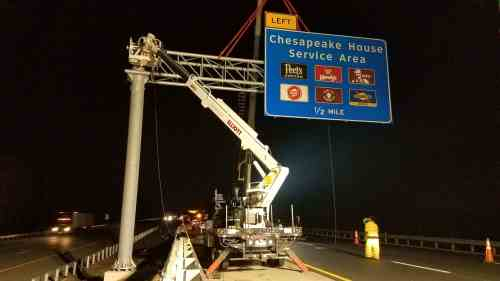 I-95 Roadway Signage Replacement