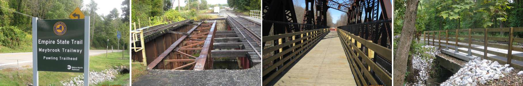 Empire State Trail Now Open Maybrook Trail