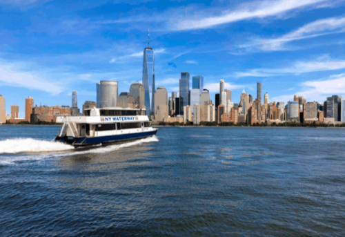 New Ferry Services Considered for Hudson County