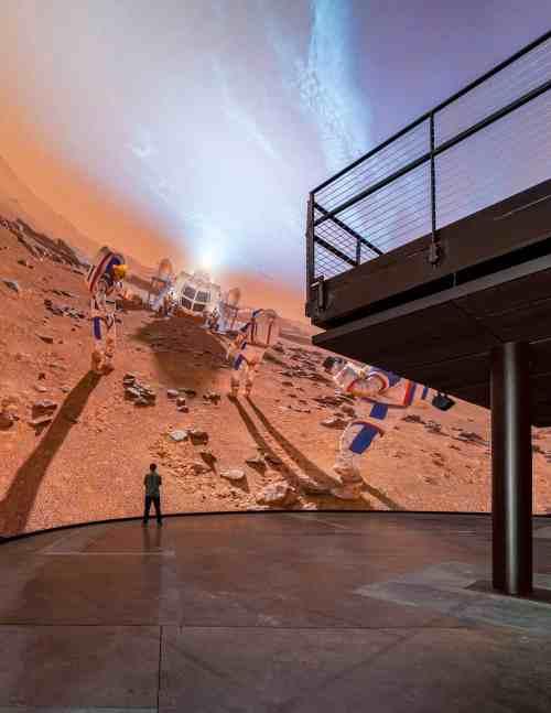 DomeX LED Planetarium