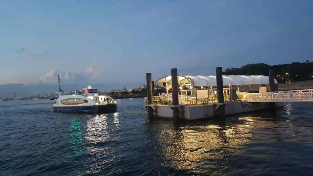 Reimagining Resilient Transportation: NYC Ferry System