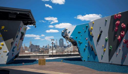 Vital Climbing Gym Development