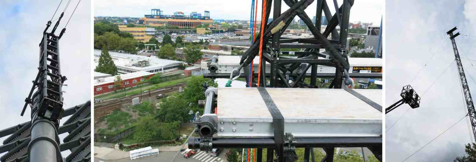 Aerial Camera Support for the US Open