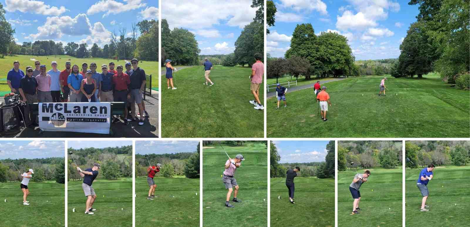 2021 McLaren Golf Tournament
