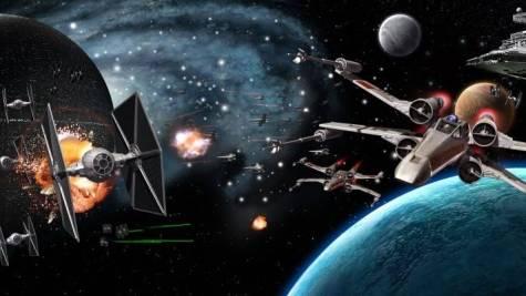 Yıldız Savaşları Başladı!