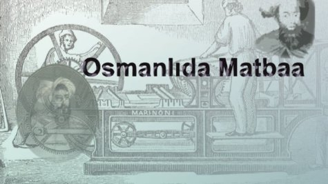 OSMANLININ MASONLARI VE İLK MATBAASI