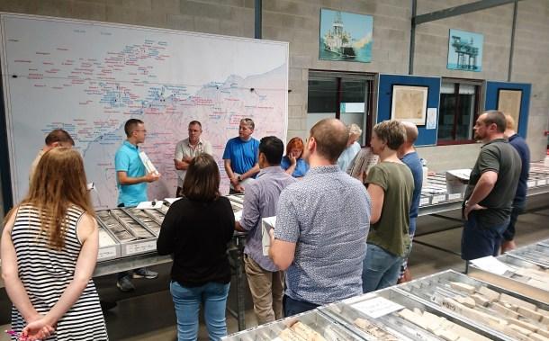 MGPalaeo's Bedout Sub-basin core workshop