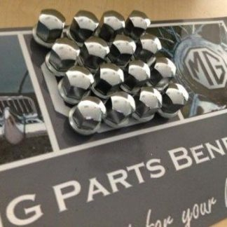 V8 wheelnuts chrome nouveau et original