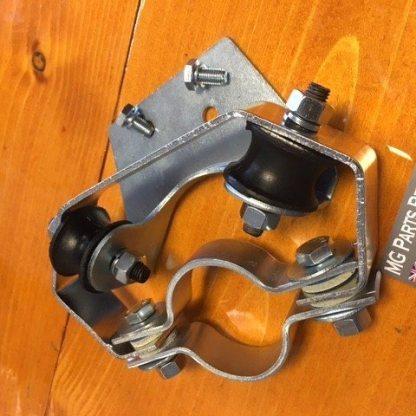 EFK3- 4 Exhaust fit rear
