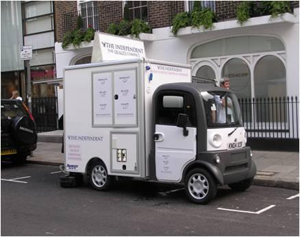 Independent Van