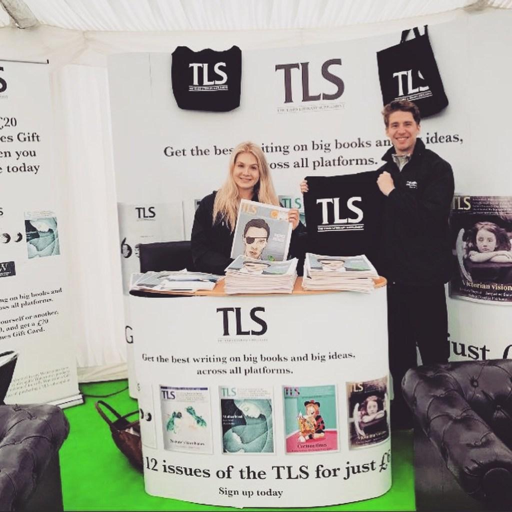 TLS @ Hay Festival