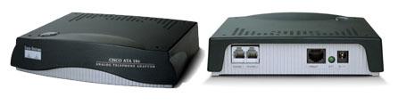 Cisco ATA-186 Analog Terminal Adapter