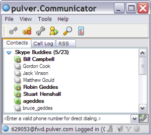 pulvercommunicator