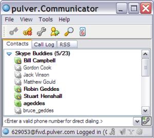 pulvercommunicator