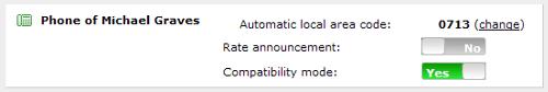 SIPGATE-COMPATIBILITY-MODE