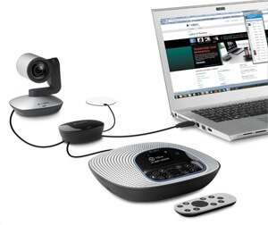 Review: The Logitech CC3000e Conference Cam – Part 1 | Graves On