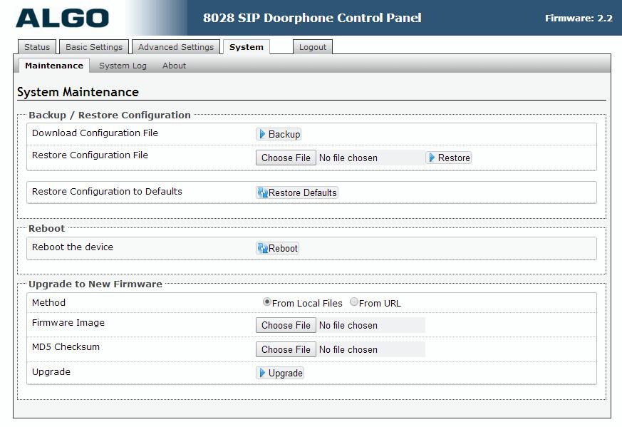 Review: Algo Communications 8028 SIP Door Phone – Graves On SOHO