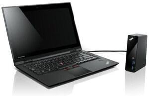 Lenovo X1 Carbon and Docking Station