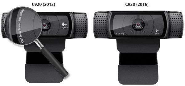 Logitech C920 Twins