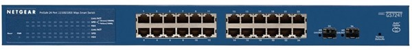 Netgear FS724 switch