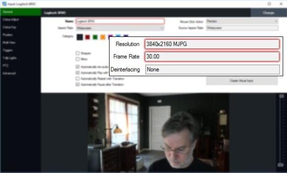 Logitech's Brio 4k Webcam Pro | Graves On SOHO Technology