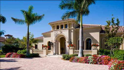 Photo of beautiful home in Florida