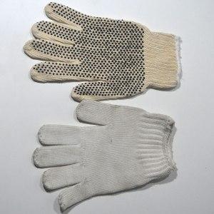 Luva Yeling Confecionada em Algodão e Polister. Ideal para proteção das mãos.