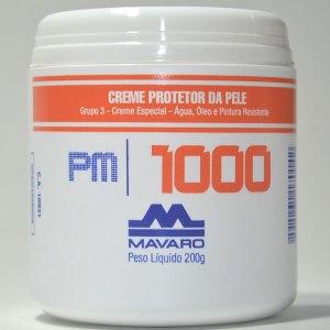 Creme de proteção para mãos PM1000