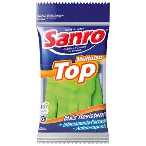 Luva de latex Top (Sanro)