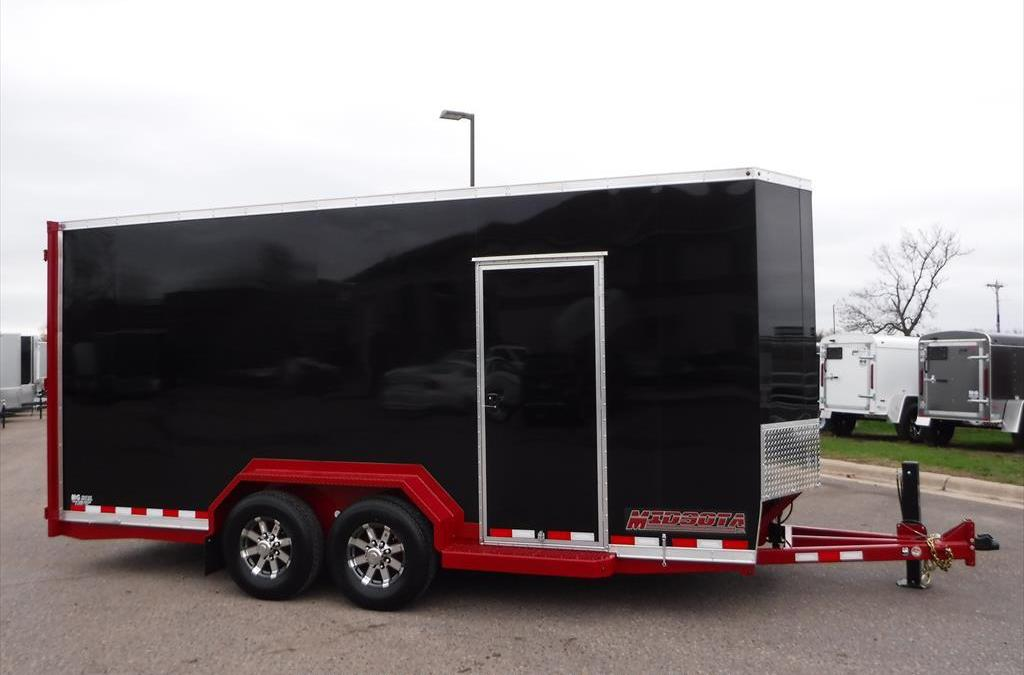 How to Choose an Enclosed Trailer